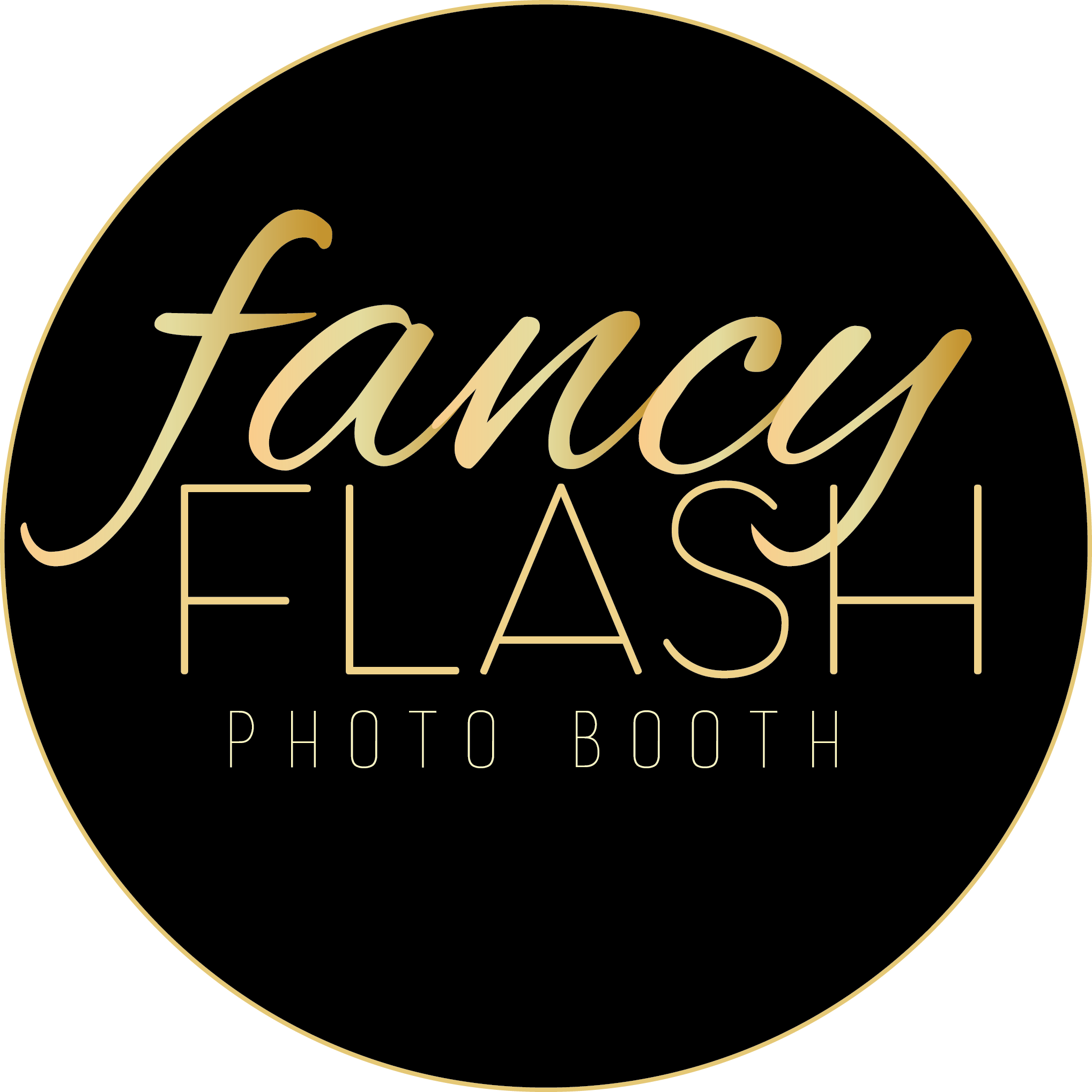 Fancy Flash Photo Booth Rental