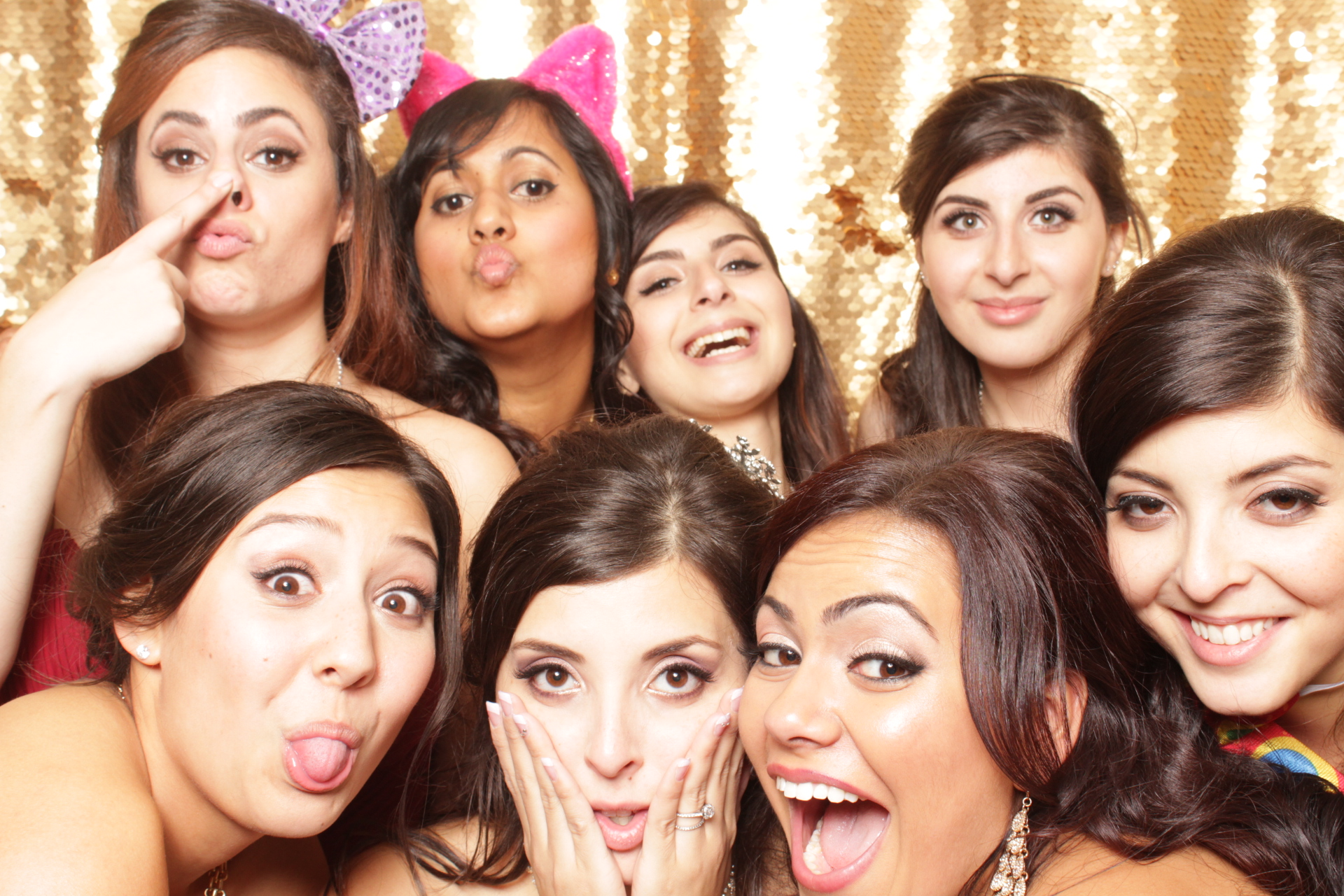 Fit your entire bridal party